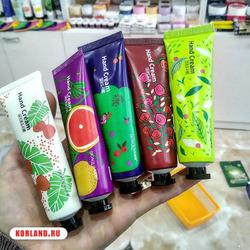 Bioaqua Hand Cream (Биоаква Крем для Рук)