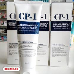 Esthetic House Cp-1 Anti-Hairloss Scalp Infusion Shampoo