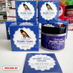 Jigott Bird's Nest Wrinkle Cream Bird's Nest Extract