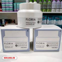 Tony Moly Floria Whitening Cream